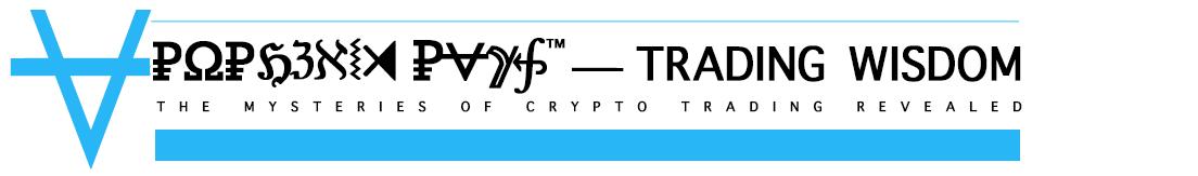 Apophenia Pays™ —Trading Wisdom